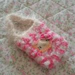 <พร้อมส่ง> กระเป๋าใส่มือถือ ไอโฟน สมาร์ทโฟน แฮนด์เมดคิตตี้ Hello Kitty แบบ9