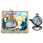 <สอบถามราคา> นาฬิกาพก Bleach บลีชเทพมรณะ แบบ4
