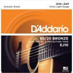 D'Addario EJ10