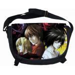 <สอบถามราคา> กระเป๋าสะพายข้าง Death Note เดธโน้ต แบบ1