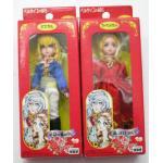 <สอบถามราคา> ชุดตุ๊กตาโมเดลแท้ จากญี่ปุ่น กุหลาบแวร์ซายส์ ออสการ์ กับ มารี อองตัวเนต The Rose of Versailles