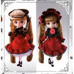 <สอบถามราคา> ตุ๊กตาพิวลิป ชินคุ Pullip Shinku Rozen Maiden แบบ2