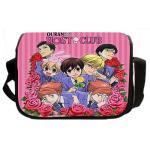 <สอบถามราคา> กระเป๋าสะพายข้าง ชมรมรัก คลับมหาสนุก Ouran High School Host Club แบบ2