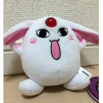 <พร้อมส่ง> ตุ๊กตาพวงกุญแจโมโคน่า โมโดกิ สีขาว แบบ2