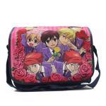 <สอบถามราคา> กระเป๋าสะพายข้าง ชมรมรัก คลับมหาสนุก Ouran High School Host Club แบบ1