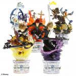 <สอบถามราคา> ชุดโมเดล Disney Kingdom Hearts แบบ2