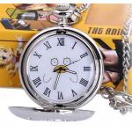 <สอบถามราคา> นาฬิกาพก กินทามะ Gintama แบบ1