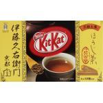 คิทแคทรสชาญี่ปุ่นโฮจิ KitKat Itohkyuemon Hojicha 3 ห่อ