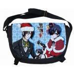 <สอบถามราคา> กระเป๋าสะพายข้าง Kuroshitsuji พ่อบ้านปีศาจ แบบ1