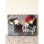 <พร้อมส่ง> หนังสือรวมภาพแฟนบุ๊ค Weiss Kreuz