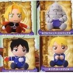 <พร้อมส่ง> ชุดตุ๊กตาพวงกุญแจ แขนกล คนแปรธาตุ Fullmetal Alchemist