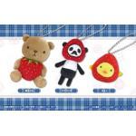 <สอบถามราคา> ชุดตุ๊กตาห้อย Junjou Romantica 3 ชิ้น