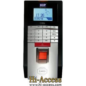 เครื่องสแกนลายนิ้วมือ ยี่ห้อ HIP รุ่น C806 (ระบบ Access Control)