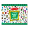 Melissa and Doug Sticker Collection Alphabet and Numbers 1000 Pieces