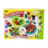 ProudNada Toys แป้งโดว์ ชุดปิกนิกกลาง Let's Go Picnic Color ClaySeries NO:5812-B