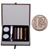 AE Letter Alphabet Wax Seal Stamp Wax Kit Set Letter A-Z Optional(Intl)