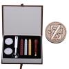 AZ Letter Alphabet Wax Badge Seal Stamp w/Wax Kit Set Letter A-ZOptional (Intl)