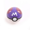 Anime Figures Balls for Pokemon Plastic Purple