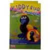 Genius Shop Kiddy Bird (Hornbill-นกเงือก) ดินน้ำมัน Modeling Clay