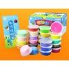 24 color plasticine clay lightweight suit children creativeeducational toys 3D color space mud mud nontoxic