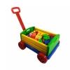 One Toys บล็อกตัวต่อจัมโบ้ 30 ชิ้น พร้อมรถลาก