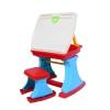 GALAXY ชุดโต๊ะนั่งเขียนเด็ก พร้อมเก้าอี้ รุ่น 628-23