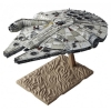 Bandai Star Wars สตาร์วอร์ส 1/144 MILLENNIUM FALCON The ForceAwakens