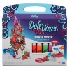 Play-Doh แป้งโดว์ DohVinci Flower Tower Complete Frame Kit - Blue