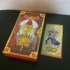<พร้อมส่ง> โคลว์การ์ด Clow Card การ์ดแคปเตอร์ซากุระ Card captor Sakura แบบ2