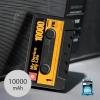 Power Bank 10000 mAh TAPE (Black) - REMAX