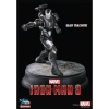 Dragon Models โมเดล ฟิกเกอร์ Iron Man 3 - War Machine Model Kit(1/9 Scale)