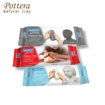 NARA ดินปั้นธรรมชาติ ดินเหนียว Pottera Natural Clay 3 in 1 set
