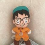 <พร้อมส่ง> ตุ๊กตาห้อย เอโดงาวะ โคนัน Conan แบบ1