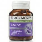 Blackmores Ginkgo 30 เม็ด บำรุงสมอง