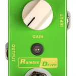 Mooer Rumble Drive - Dumble Sound Overdrive Pedal