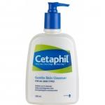 Cetaphil Gentle Skin Cleanser 500 ml ทำความสะอาดผิวหน้าและผิวกาย