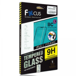 โฟกัสฟิล์มกระจกนิรภัยถนอมสายตาแบบเต็มจอสีดำ (FOCUS FULL FRAME BLUE LIGHT CUT TEMPERED GLASS) Apple iPhone 6/6s