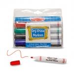 Melissa and Doug Dry Erase Marker Set (Set of 4)
