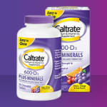 Caltrate ® 600 + D 3พลัสแร่ chewables