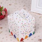 กล่องใส่คัพเค้ก 1 หลุม ใส่คุ๊กกี้ ใส่ขนม มีหูหิ้ว 5 กล่อง BAKE171