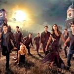 DVD Vampire Diaries Season 7 (บันทึกรักเทพบุตรแวมไพร์ ปี 7) 5 แผ่น ซับไทย
