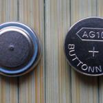 ถ่านกระดุม 50 ก้อน AG10,G10LR1130,LR54357 BAT011