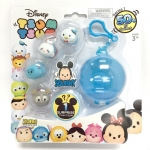 Disney Tsum Tsum Squishy 5Pk Donald White Rabbit Sulley Sven