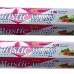แผ่นฟิลม์ถนอมอาหาร PLASTIC WRAP ห่ออาหาร 1 อัน BAKE131