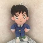 <พร้อมส่ง> ตุ๊กตาห้อย คุโด้ ชินอิจิ Conan