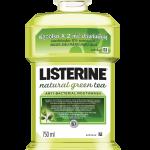 Listerineน้ำยาบ้วนปากผสมฟลูออไรด์และสารแอนตี้-แบคทีเรีย รสชาติอ่อนโยน 0% แอลกอฮอล์ 750ml