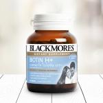Blackmores Biotin H+ แบลคมอร์ส ไบโอติน เอช+