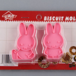 แม่พิมพ์คุ๊กกี้ กระต่าย BAKE034