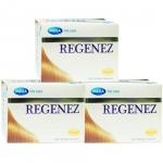 Mega we care Regenez 30 เม็ด(3 กล่อง) สำหรับผู้มีปัญหาผมร่วง