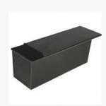 แม่พิมพ์ขนมปัง NONSTICK สีดำ มีฝาปิด BAKE179